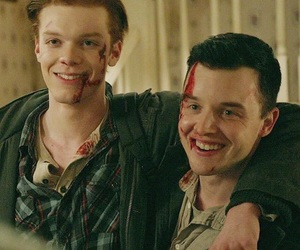 gallavich, shameless, and love image