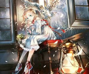 anime girl, anime girl cute, and anime girl drawing image