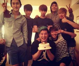 super junior, shindong, and donghae image