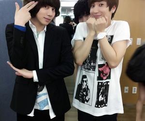 super junior, Leeteuk, and heechul image