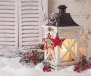 christmas and lanturn image
