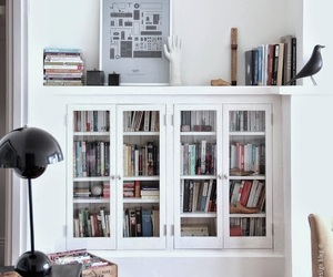 book, decor, and minimal image
