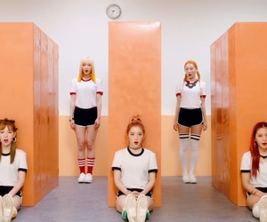 joy, red velvet, and russian roulette image
