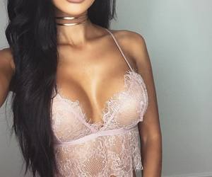 boobs, bra, and fashion image