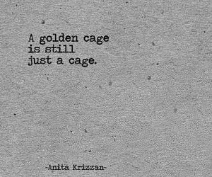 cage, quote, and anita krizzan image