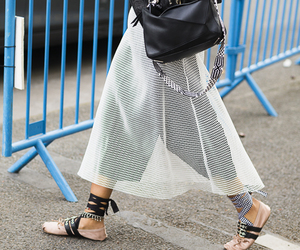 fashion, fashion week, and Loewe image