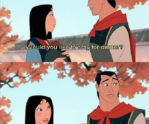 mulan, disney, and forever image