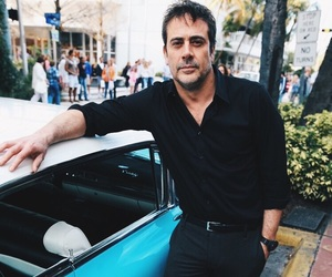 car, jeffrey dean morgan, and norman reedus image