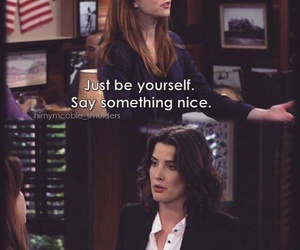 how i met your mother and robin image
