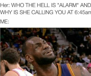 alarm, cheating, and dating image