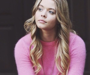 pll, sasha pieterse, and pretty little liars image