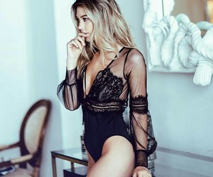 lingerie, fashion, and style image