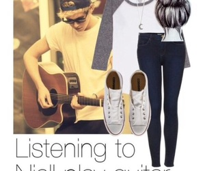 outfit, Polyvore, and niall horan image