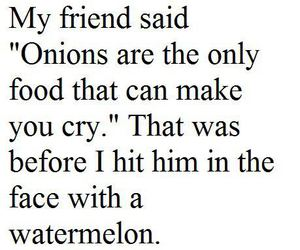 friends, haha, and watermelon image