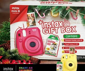 instax, pink, and regalo image