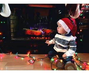 christmas, navidad, and first christmas image