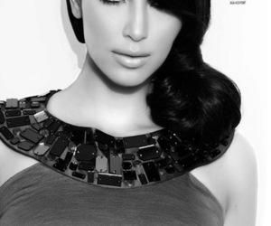 beautiful, boobs, and kim kardashian image