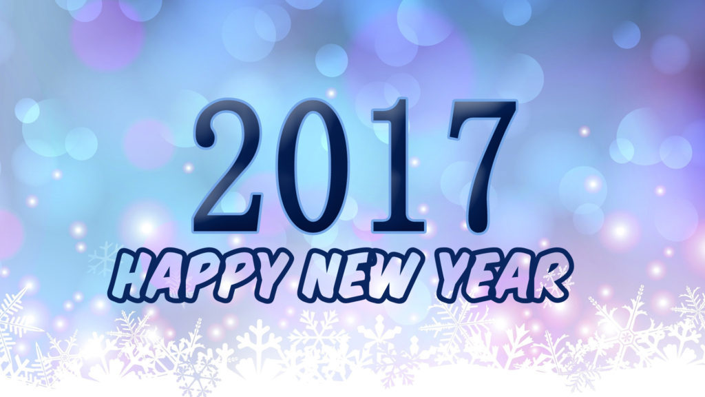 wallpaper, happy new year 2017, and newyear image