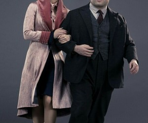 harry potter, fantastic beasts, and queenie goldstein image