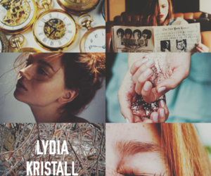 lydia, pjo, and fanfic image