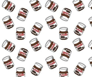 candy, nutella, and cute image