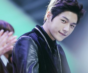 handsome, myungsoo, and infinite image