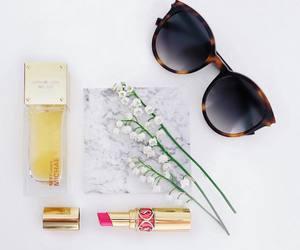 fashion, lipstick, and makeup image