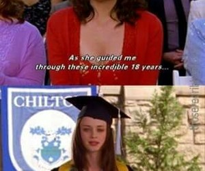 gilmore girls, rory gilmore, and alexis bledel image