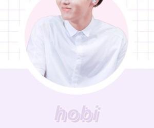 wallpaper, bts, and hobi image