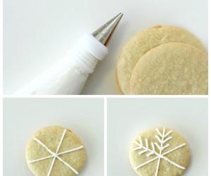 christmas, cookie, and diy image