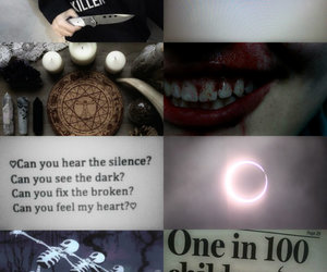 aesthetic and kai parker image