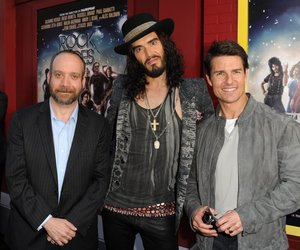 russell brand, Tom Cruise, and paul giamatti image