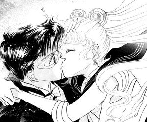 sailor moon and manga image
