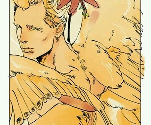 raziel, angel, and the mortal instruments image