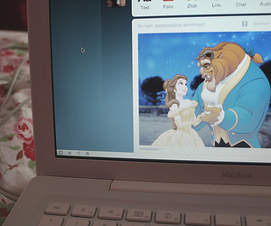 apple, computer, and disney image