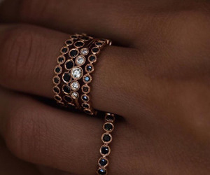 accessories, jewels, and aesthetic image