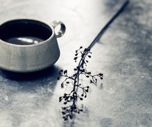 black, photography, and coffee image