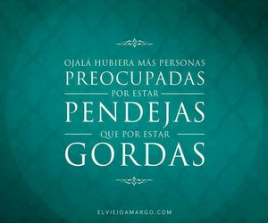 frases, gorda, and personas image