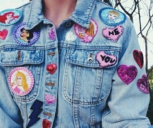 disney, jeans, and princess image