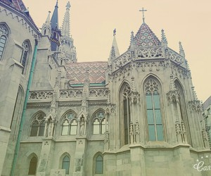 budapest, castle, and travel image