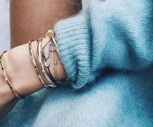 bracelets, style, and fashion image