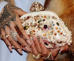 luxury, rihanna, and bag image