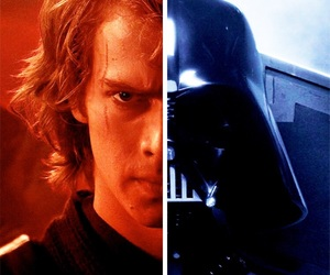 darth vader, star wars, and Anakin Skywalker image