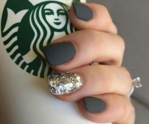 nails and starbucks image