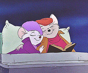 disney and the rescuers image