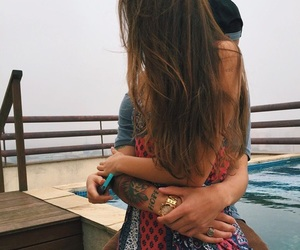 couple, love, and tumblr image