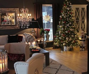 christmas, home, and design image