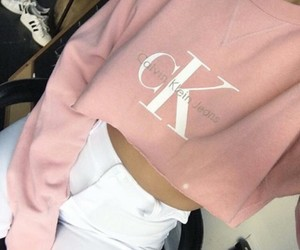 fashion, Calvin Klein, and pink image