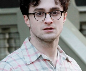 curly, curly hair, and harry potter image