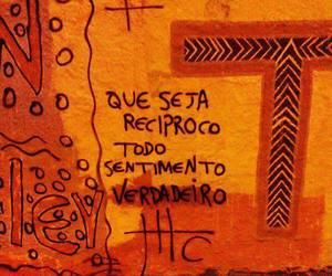 graffiti, frases, and sentimento image